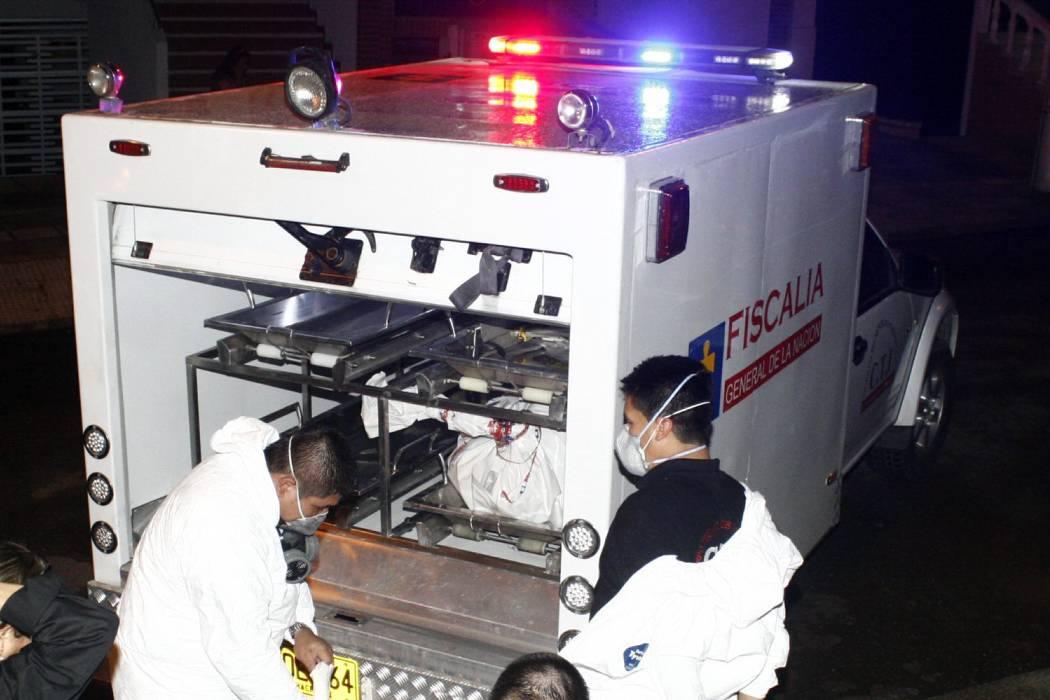 Asesinan a un hombre en presencia de su hijo en Bucaramanga