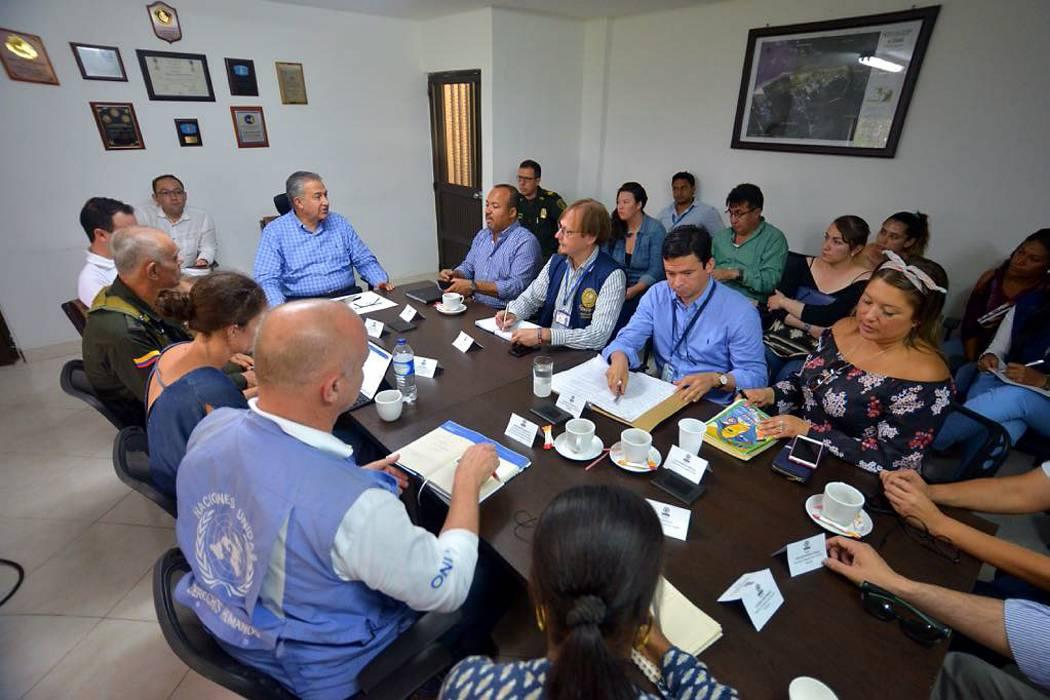 """""""Vamos a aclarar lo sucedido en Tumaco"""": Presidente Santos"""