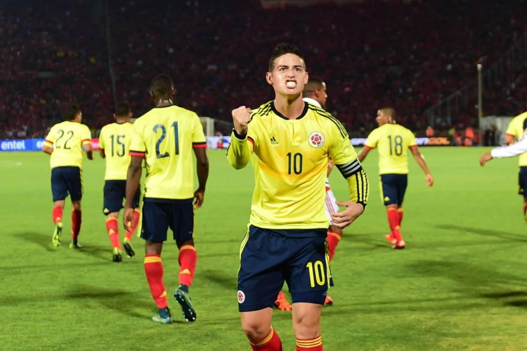 Vea los goles que llevaron a Colombia a sus seis mundiales