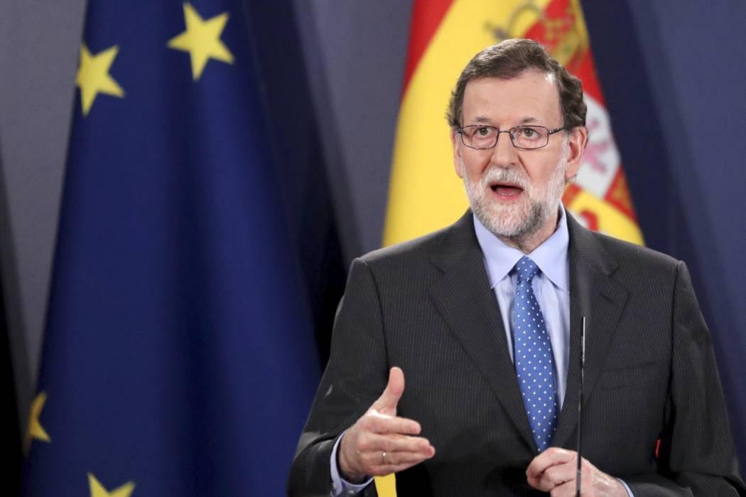 Presidente de España pide claridad a Cataluña sobre su declaración de independencia