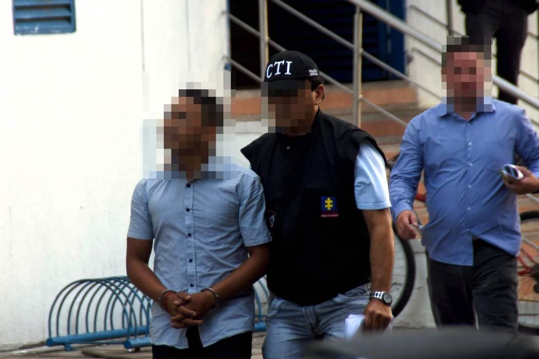 Capturan a un hombre por violencia doméstica en Barrancabermeja