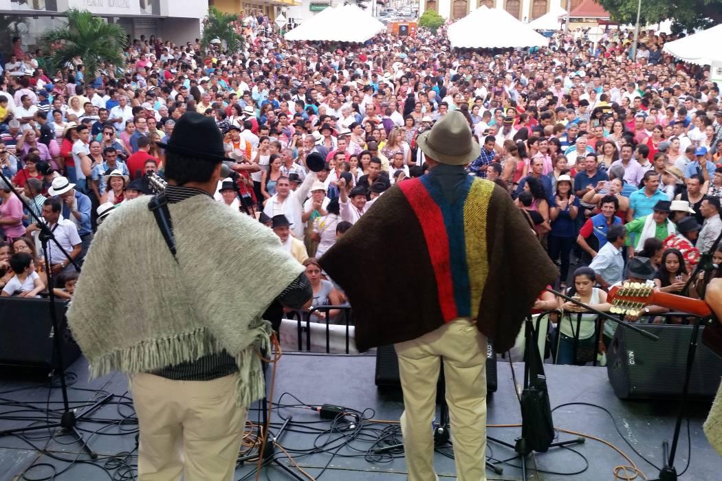 Mañana será la final del XXI Festival de Música Campesina