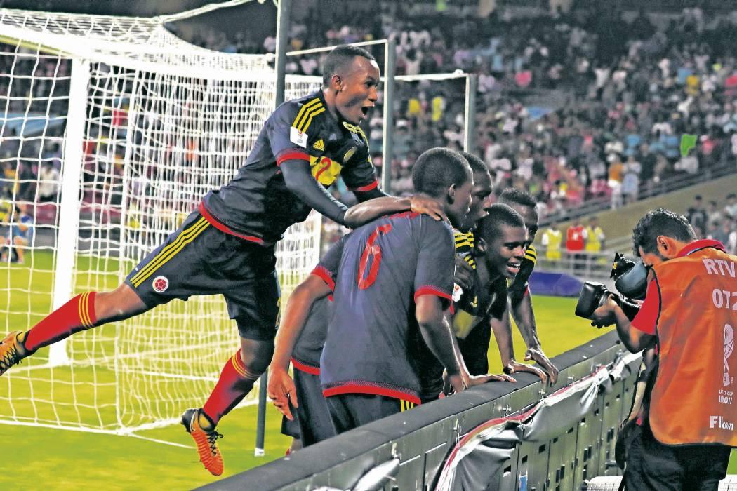 Colombia y Alemania abren los octavos de final de la Copa