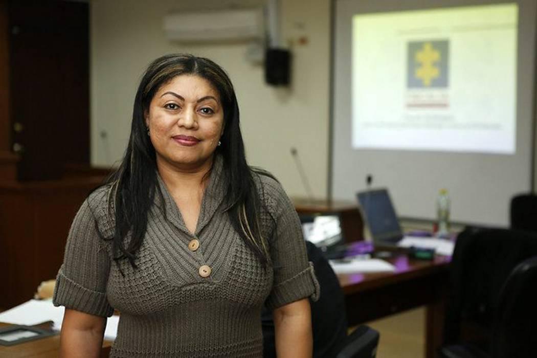 Piden detención intramural para exgobernadora Pinto