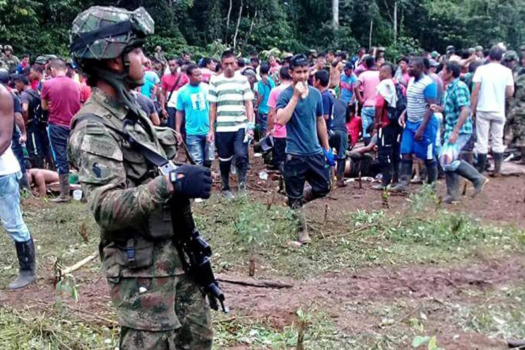 Nariño, un polvorín que amenaza con hacer estallar la paz de Colombia