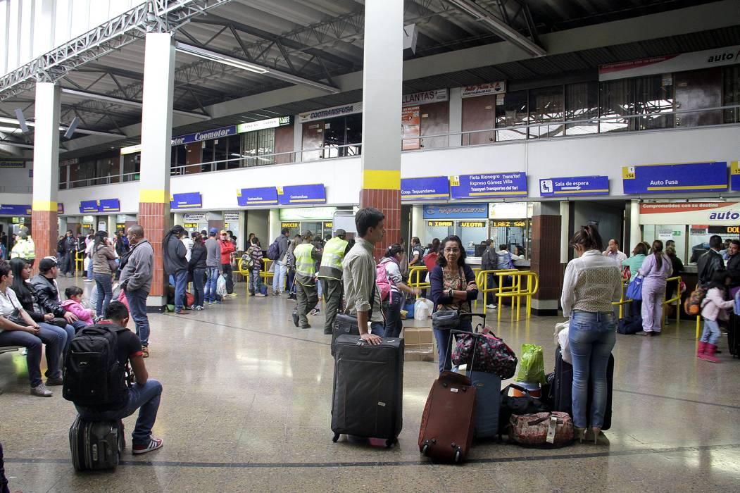 ¿Aumentó o disminuyó movilidad terrestre desde Bucaramanga?