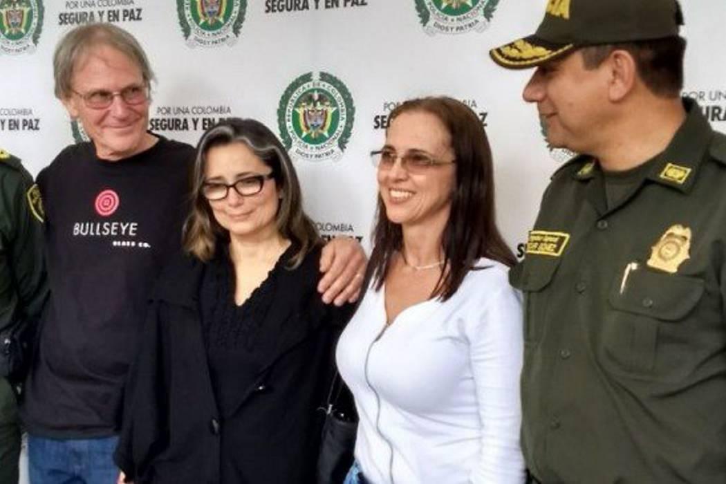Rescatan a hermana de Juan Camilo Restrepo tras ser secuestrada