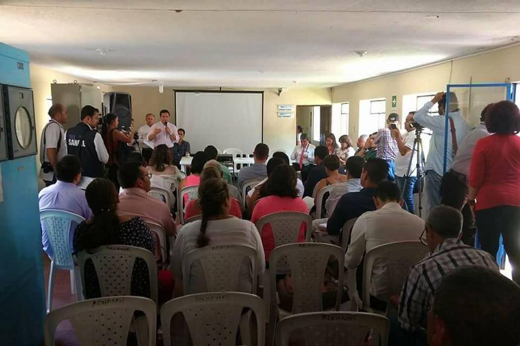 Alcaldía de San Gil presentó conceptos jurídicos por los que no debería construirse nuevo centro penitenciario