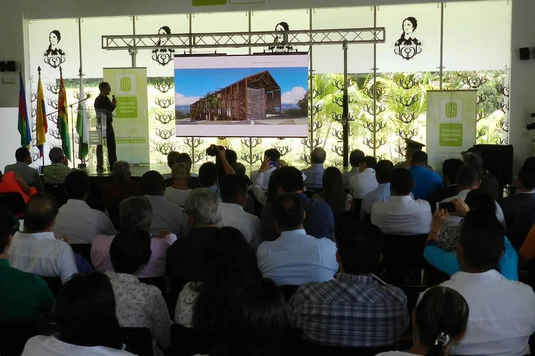 Presentaron Plan Maestro de Infraestructura Bicentenario