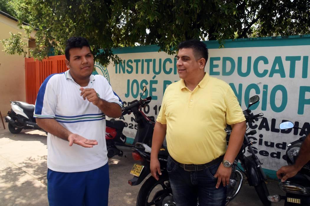 Protestan en el Casd  por falta de intérpretes