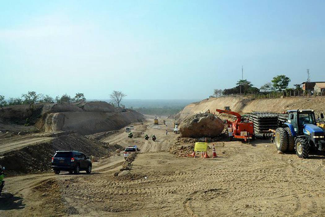 Gobierno Nacional asumió el control del proyecto vial Ruta del Sol II