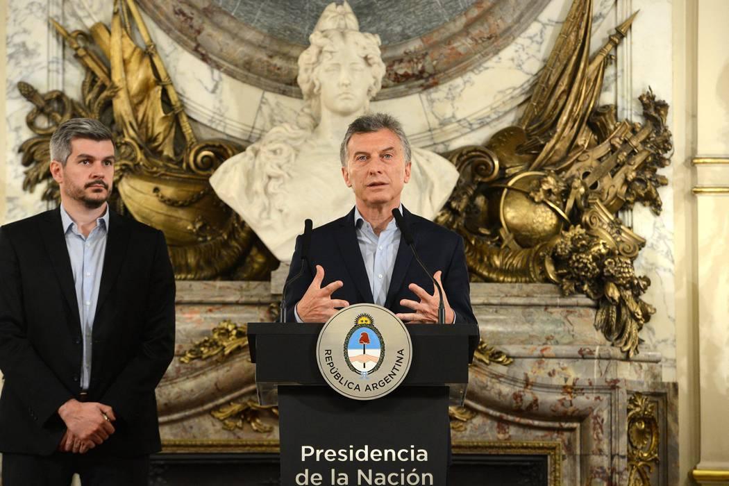 """Argentina entra en etapa de """"reformismo permanente"""""""
