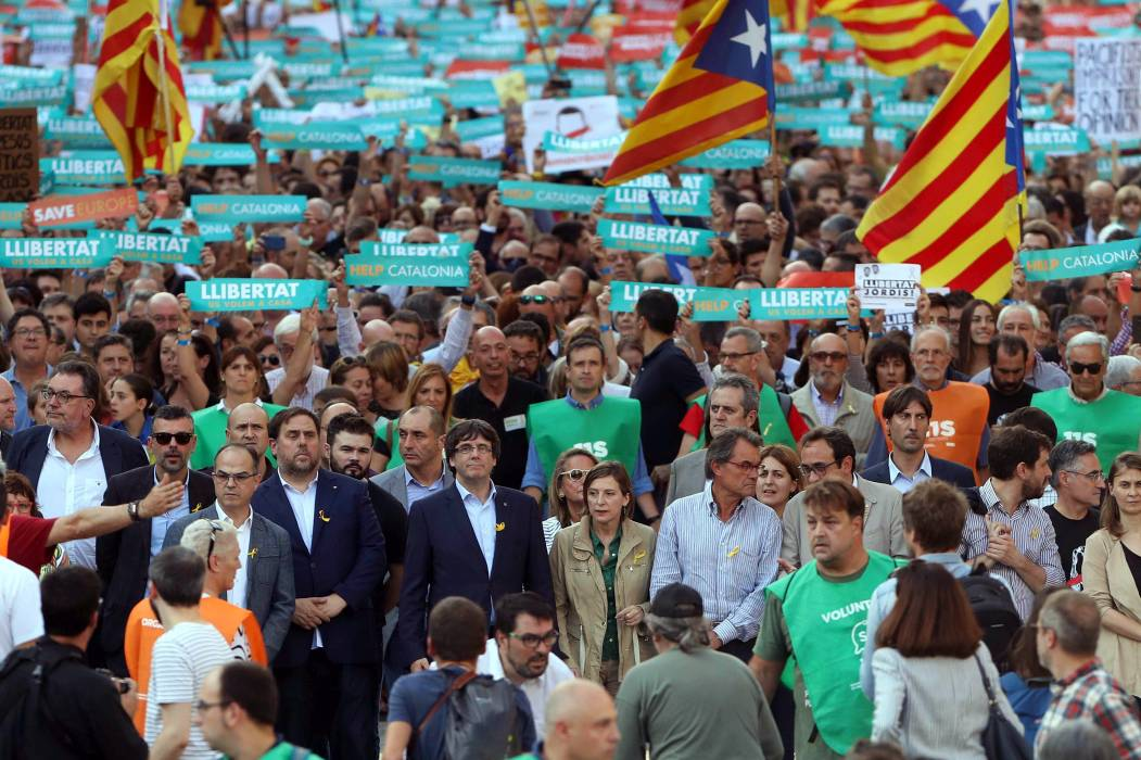 Puigdemont replicará ante el Senado español