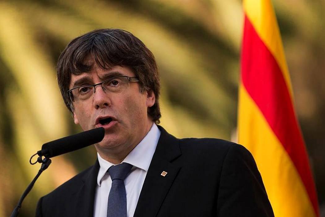 Puigdemont no irá al Senado de España