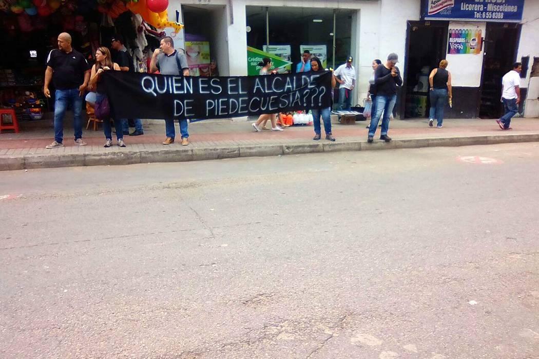 """En el municipio protestaron por """"difamaciones"""" al Concejo"""