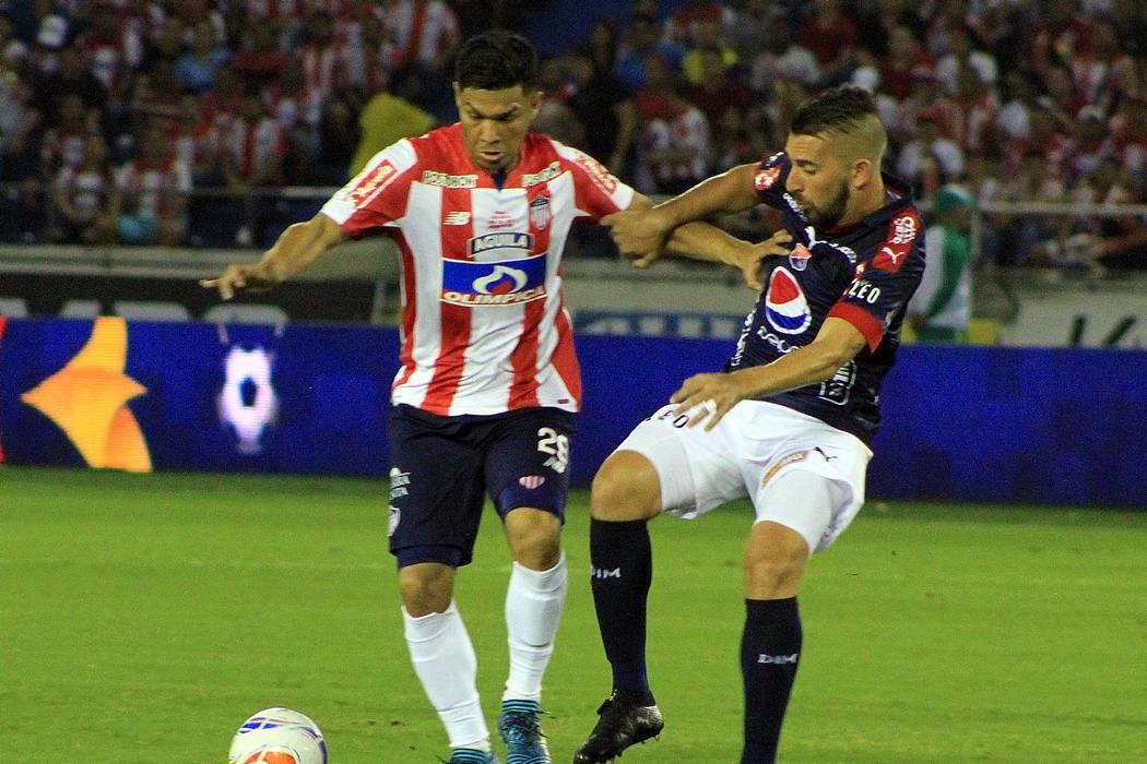 Junior de Barranquilla se coronó campeón de la Copa Águila 2017