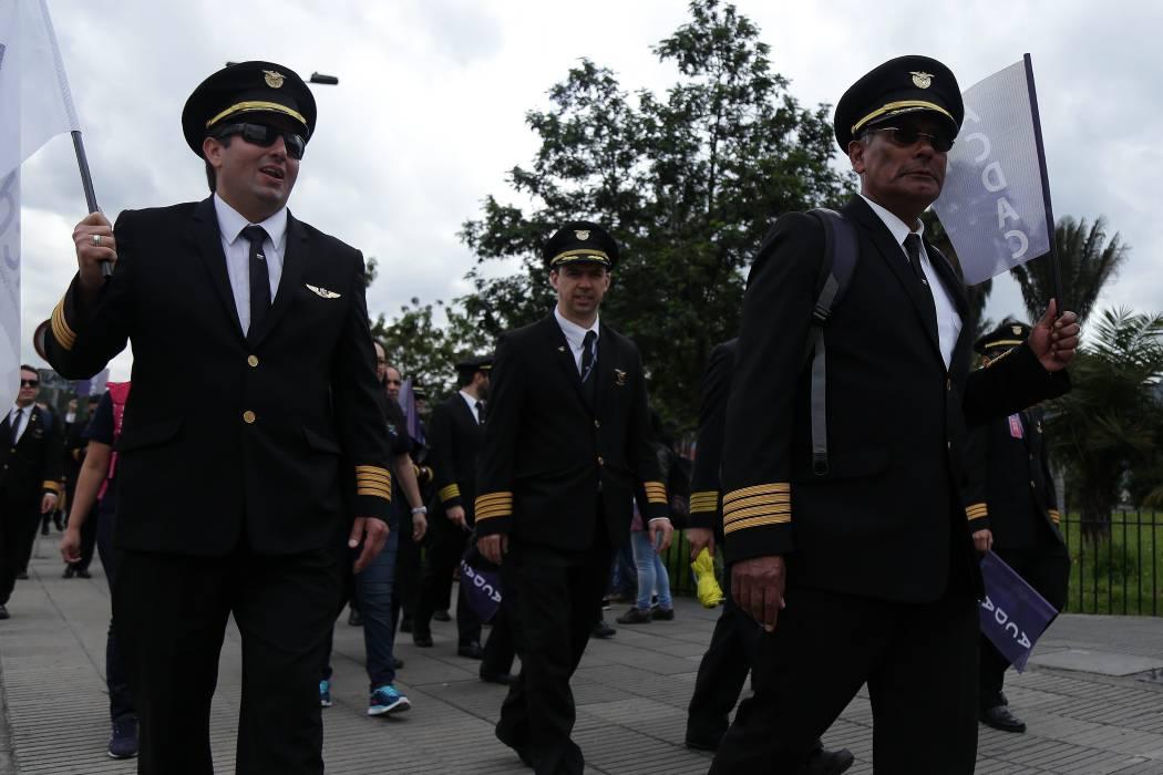 Terminó paro de pilotos de Avianca tras acuerdo del sindicato