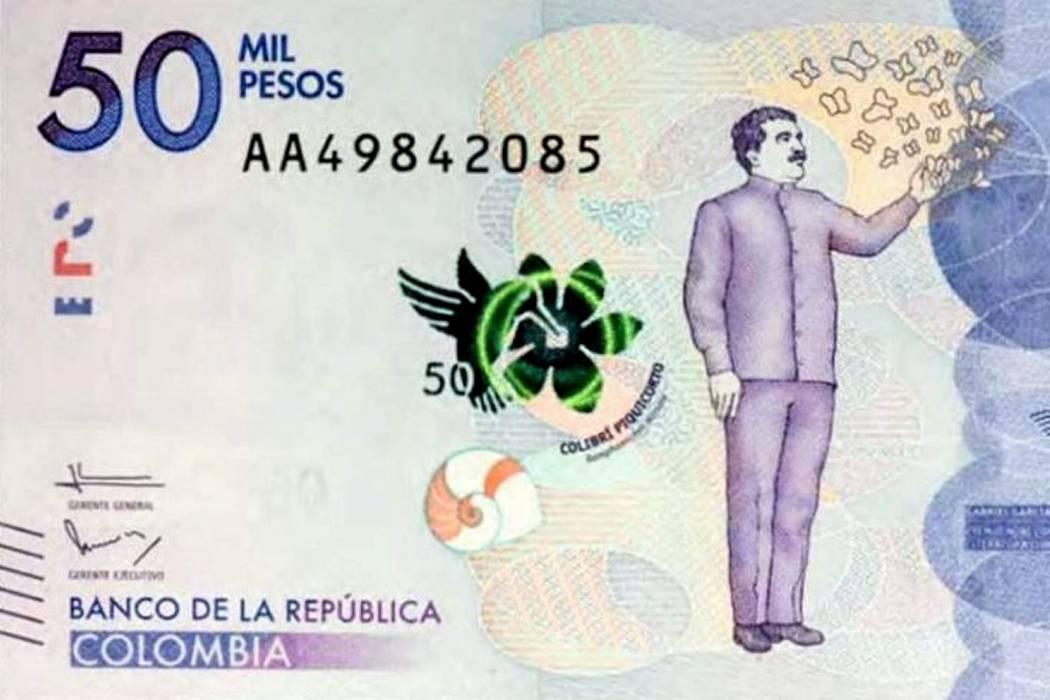 Desmienten falsificación masiva del billete de $50 mil en Bucaramanga