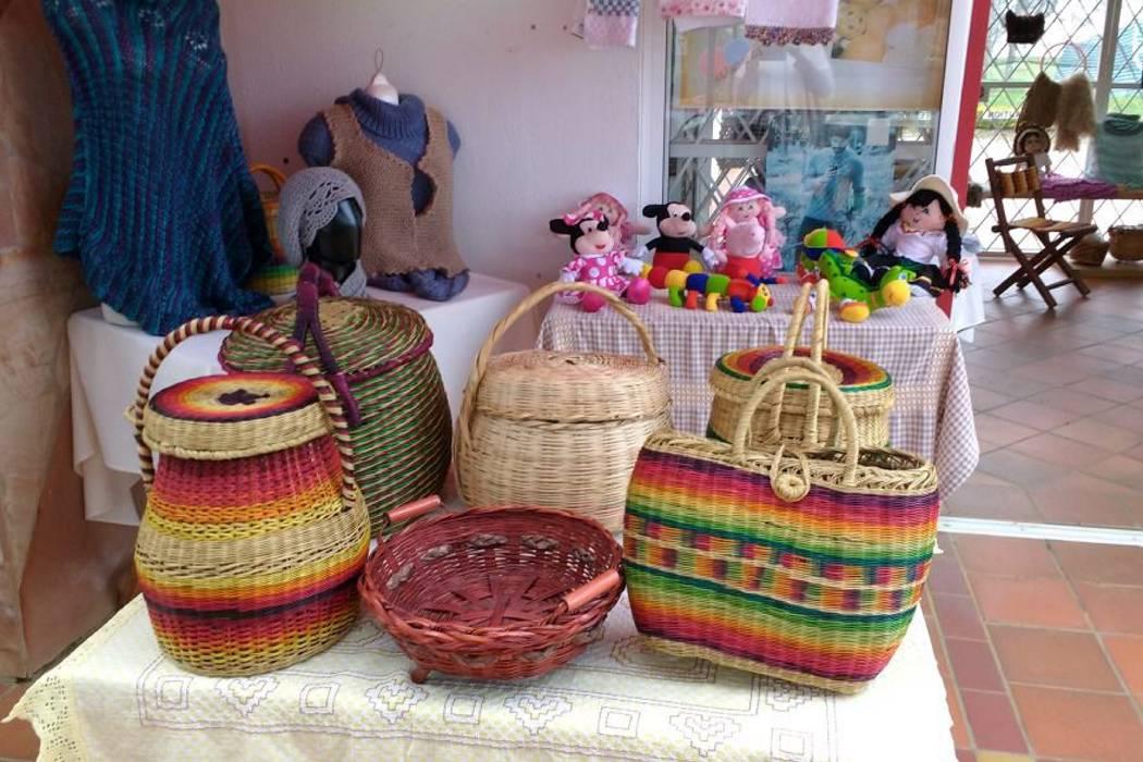 Disfrute hasta el lunes del festival de bordados