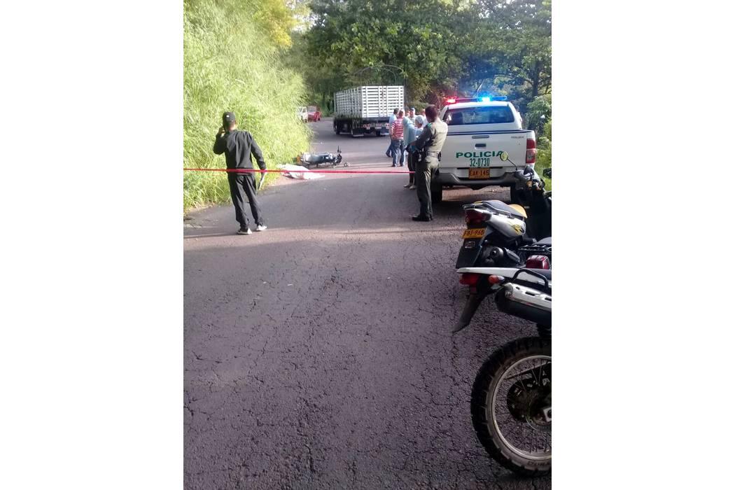 Dos muertos y tres heridos en  accidentes en tierra comunera