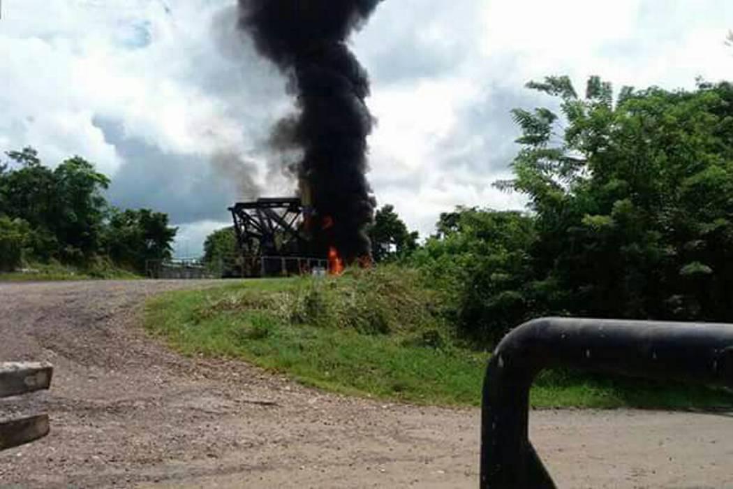 Ecopetrol investigará causas de incidente en vereda Planta Nueva