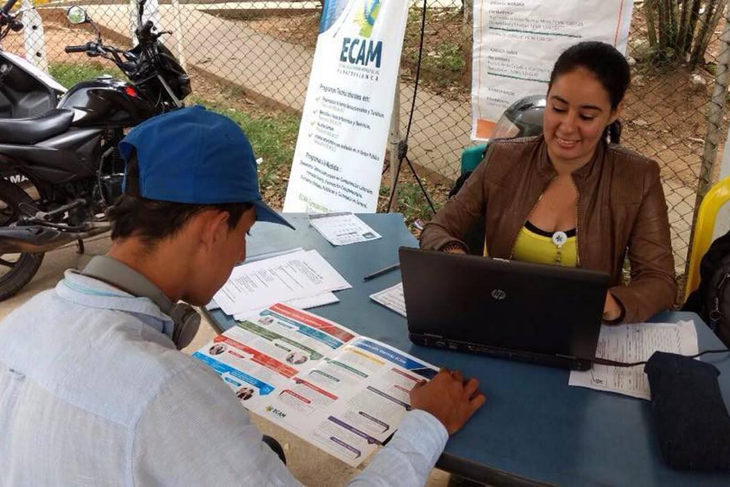 Ecam y Sena abrieron su oferta académica para el próximo año