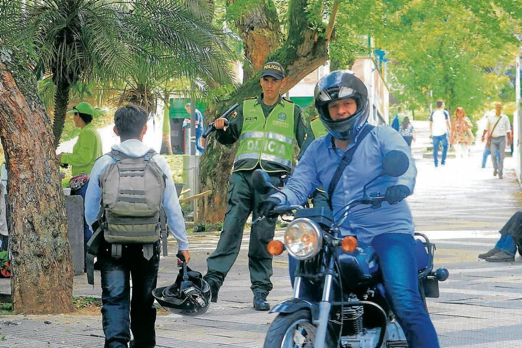 Este es el ejemplo que no hay autoridad ni cultura ciudadana en Bucaramanga