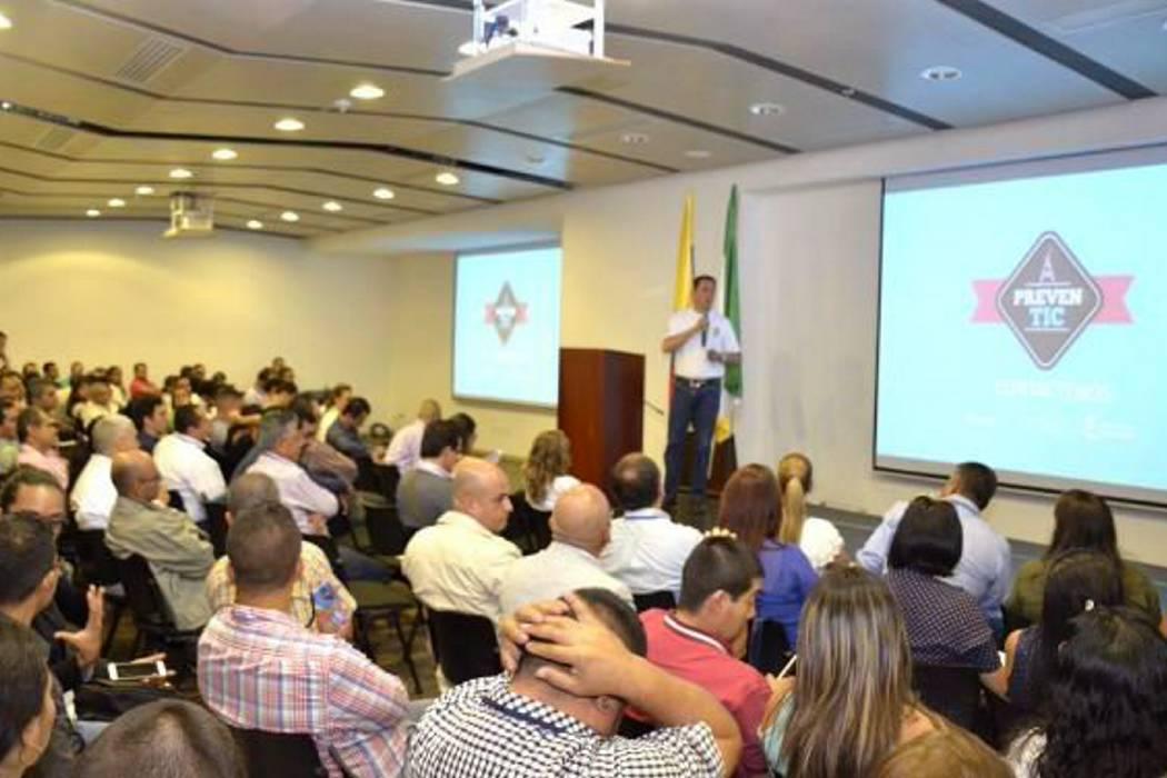 Jornada de 'PrevenTIC' se realizará este jueves en Bucaramanga