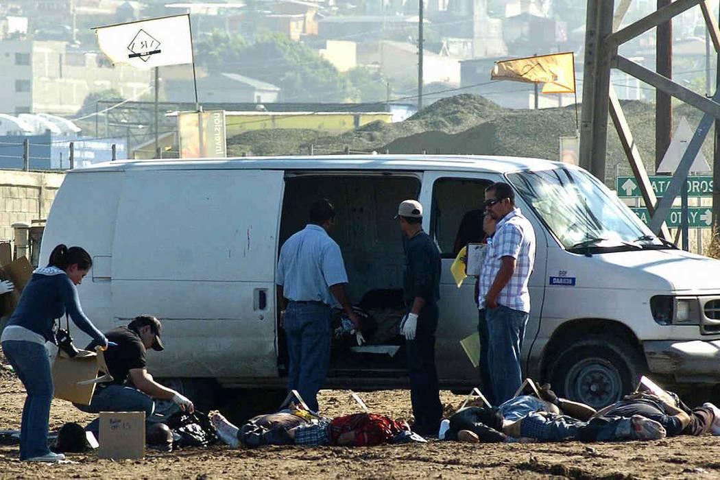 Aparecen cinco cuerpos desmembrados en el estado mexicano de Veracruz