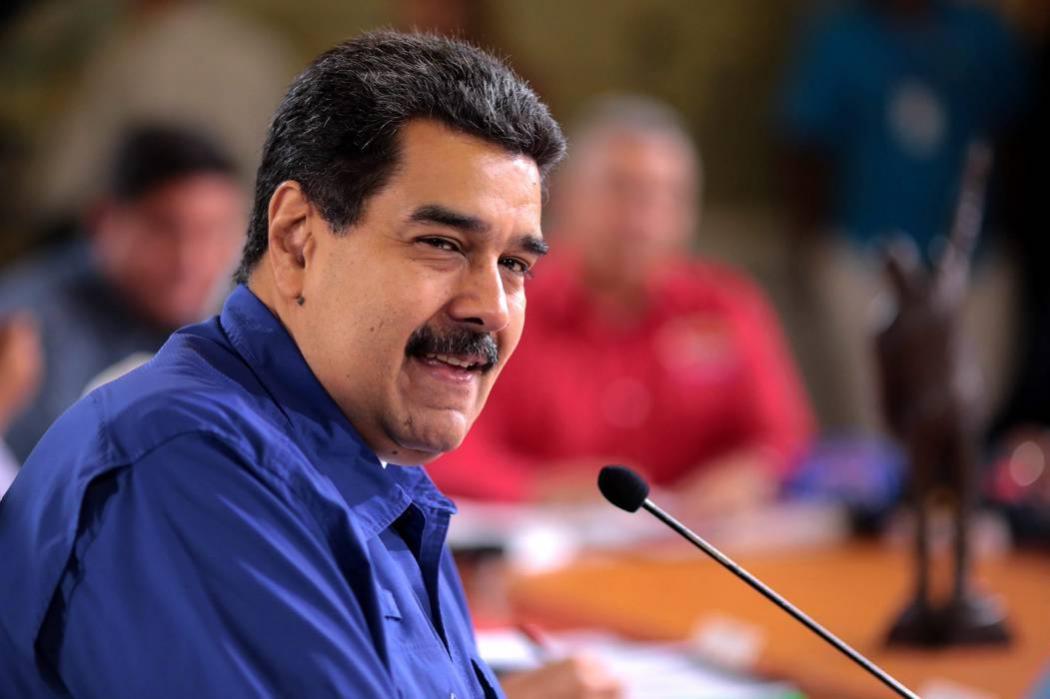 Maduro solicitó al Gobierno colombiano y al Eln