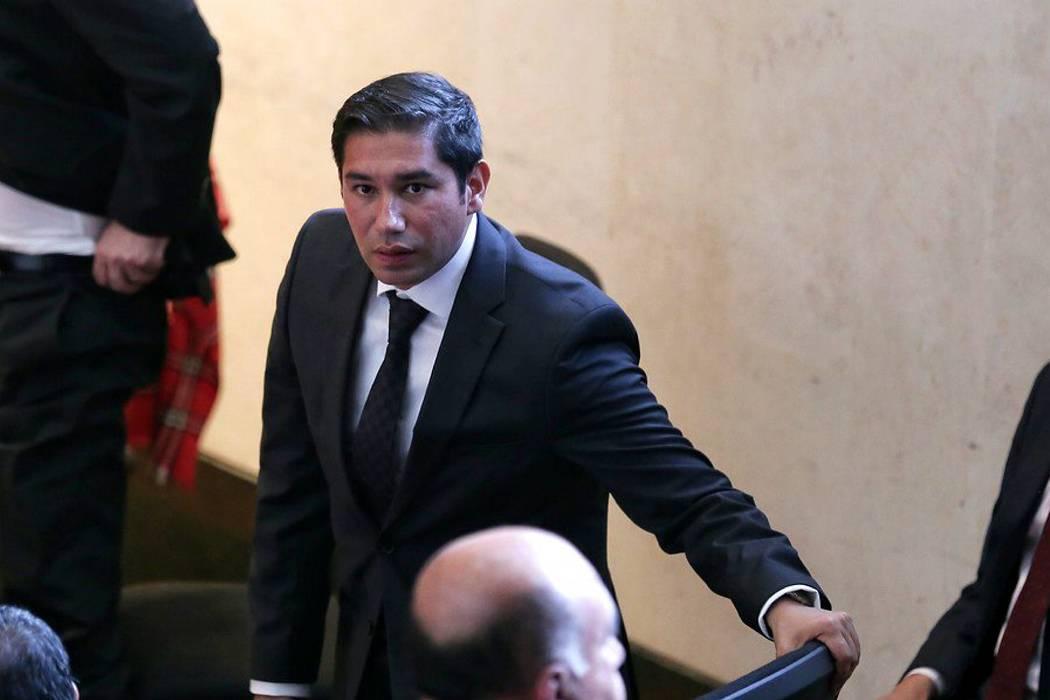 Luis Gustavo Moreno no tendrá inmunidad total y fue enviado a la 'Picota'