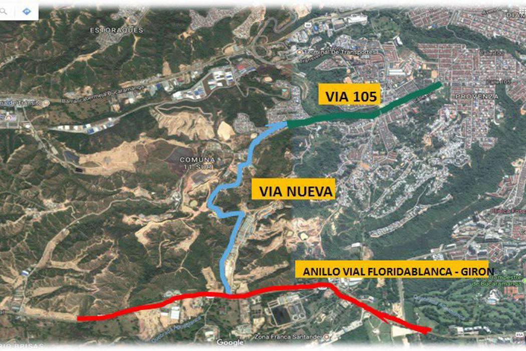 Se abre paso el proyecto  de la Transversal Malpaso