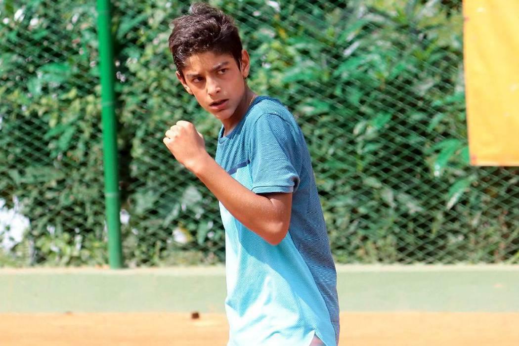 Un santandereano entre los tres mejores tenistas juveniles de Suramérica
