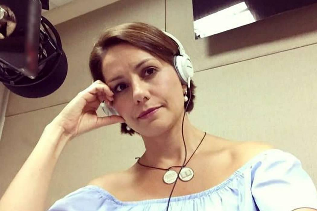 Periodista Claudia Morales reveló que fue violada por uno de sus jefes