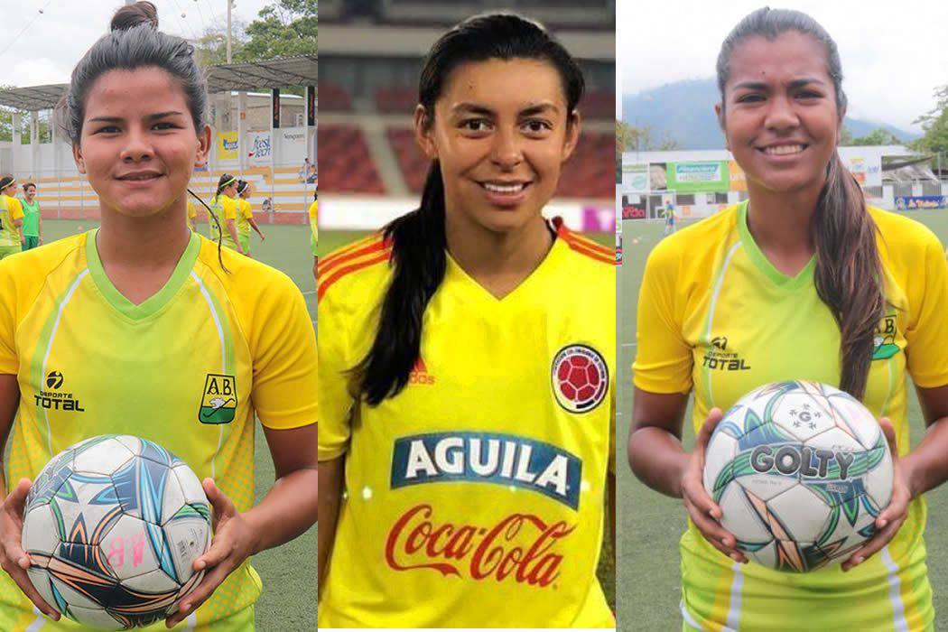 Tres santandereanas hacen parte de la selección Colombia que juega en China