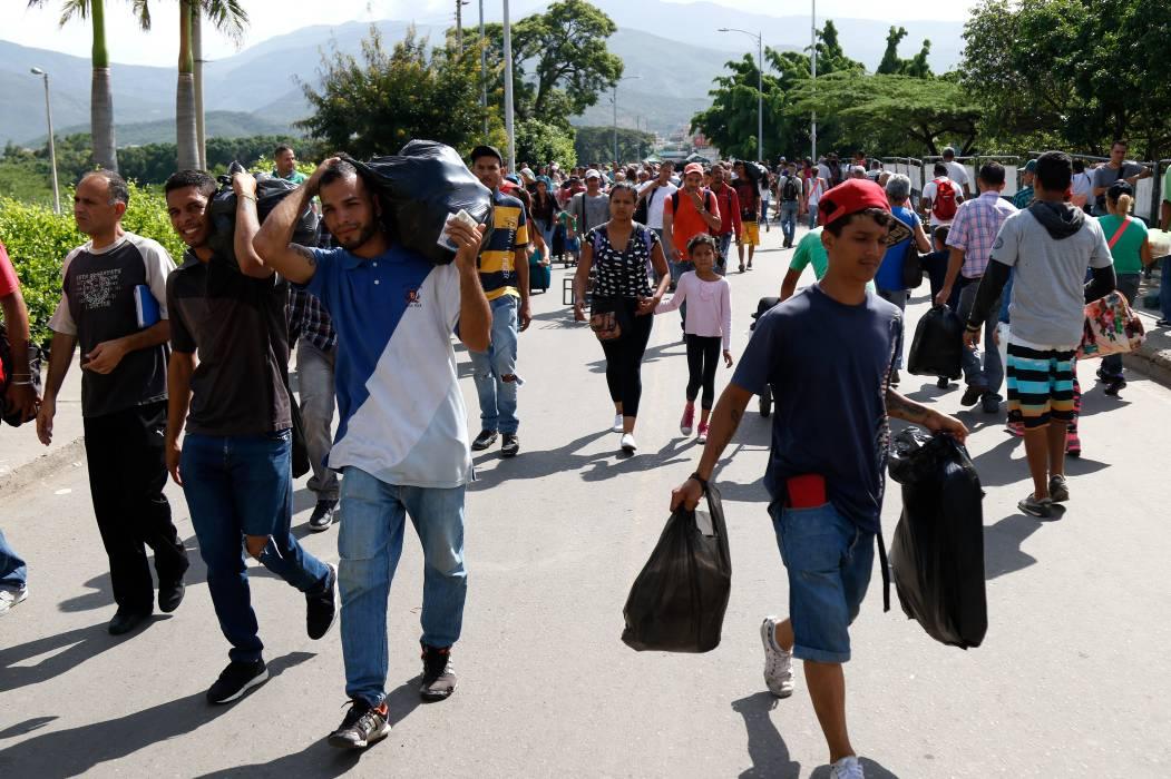 Aumentó en un 62% presencia de venezolanos en Colombia