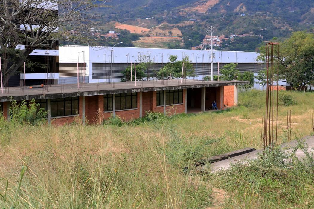Este mes se define contratista de sede A del Facundo Navas