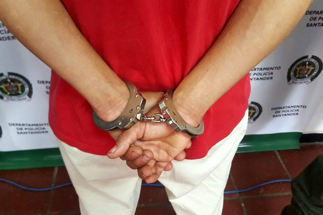 Capturado alias 'Lobo feroz', acusado de 270 violaciones