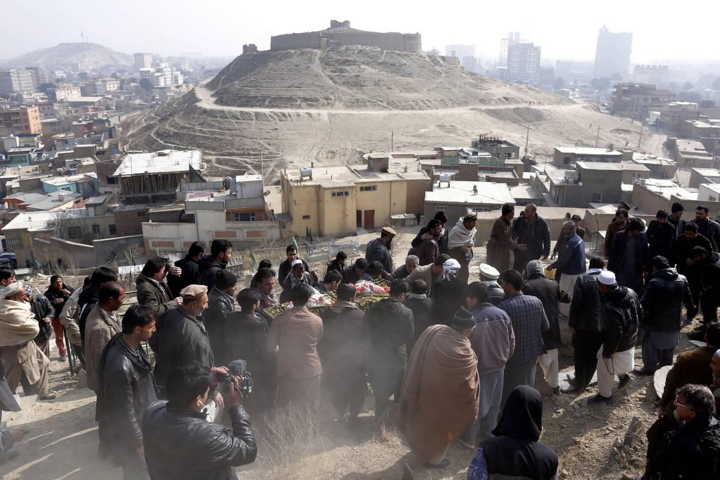 El EI golpea al Ejército en Kabul en Afganistán