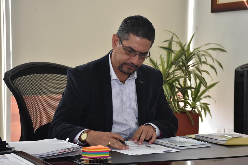 César Serrano, nuevo Director de la Universidad Cooperativa de Colombia seccional Bucaramanga