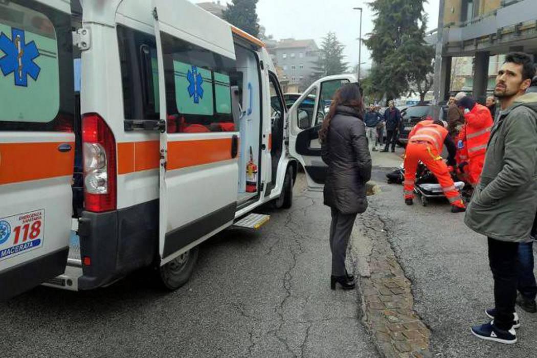 Seis personas heridas en Italia tras tiroteo