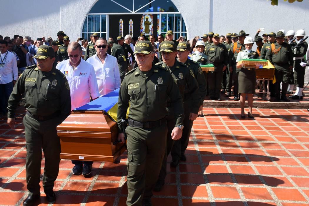 Se elevan a seis víctimas mortales por atentado  del Eln en Barranquilla