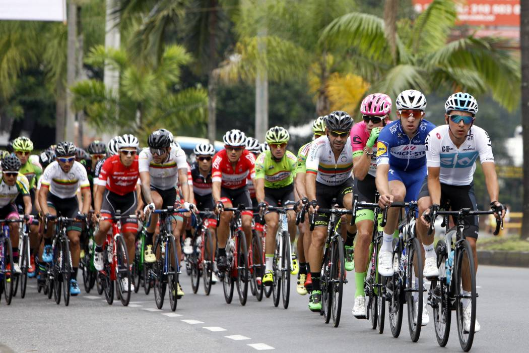 Ciclismo internacional se toma a Colombia con la Oro & Paz