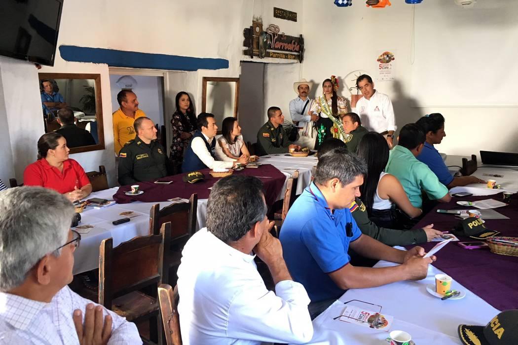 Lanzaron V Festival del café  que tiene como sede el Socorro