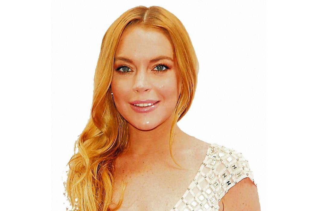 La nueva vida de Lindsay Lohan en Dubái