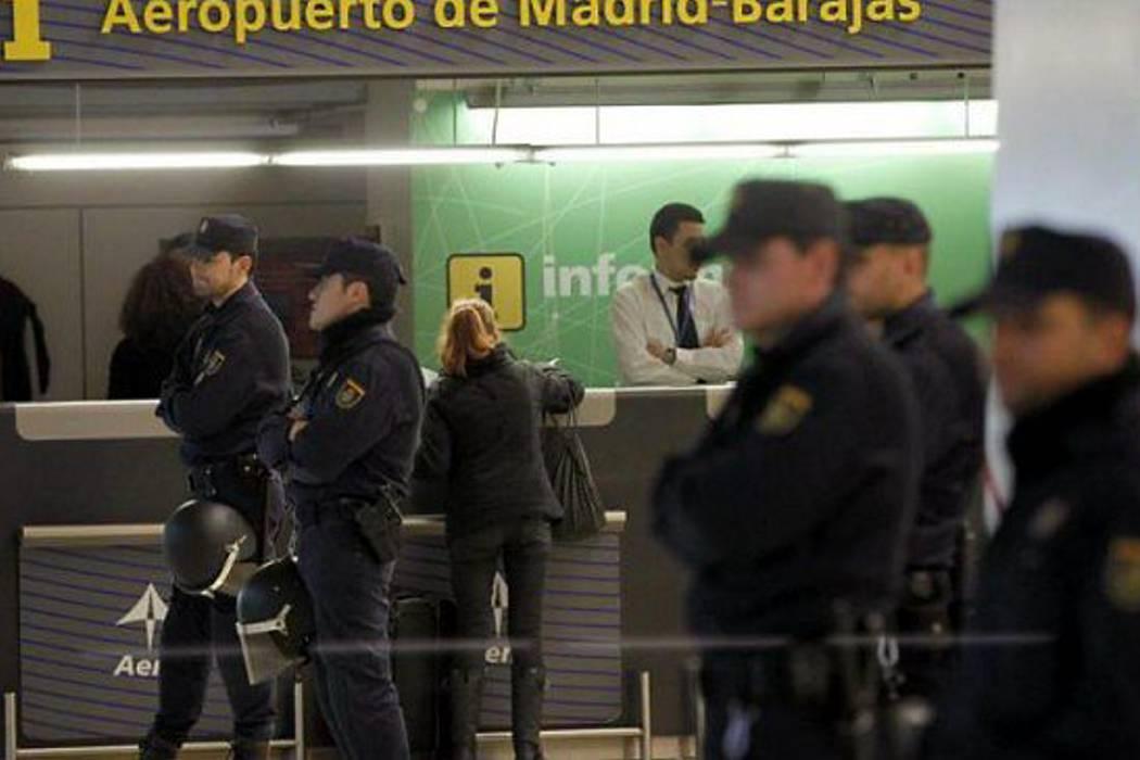 Seis detenidos por llevar coca a España