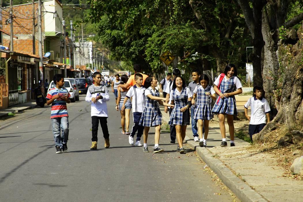 El municipio tiene a más niños estudiando