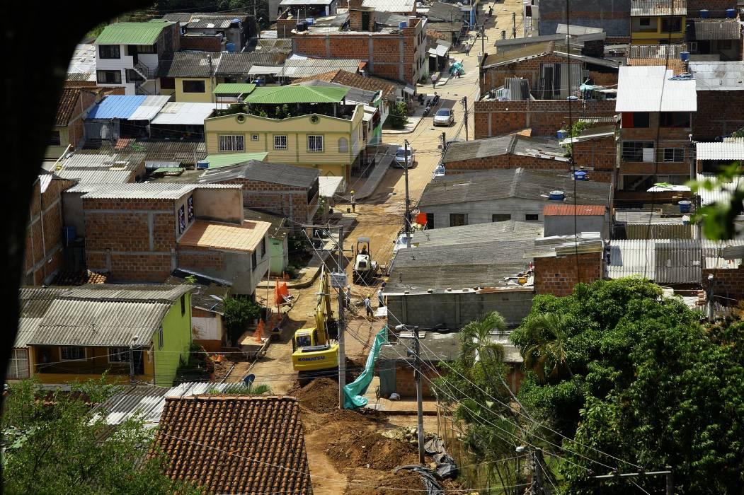 Reposición de redes de alcantarillado beneficiará a 35 familias en Tejaditos