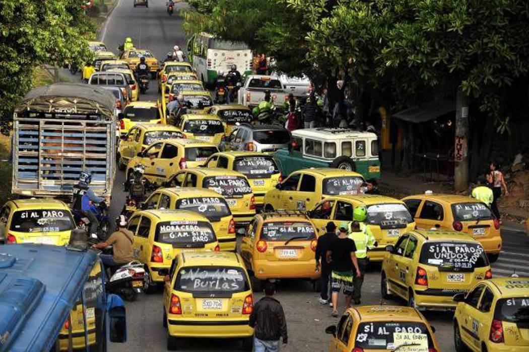 Se teme que el lunes Bucaramanga pueda amanecer 'bloqueada'