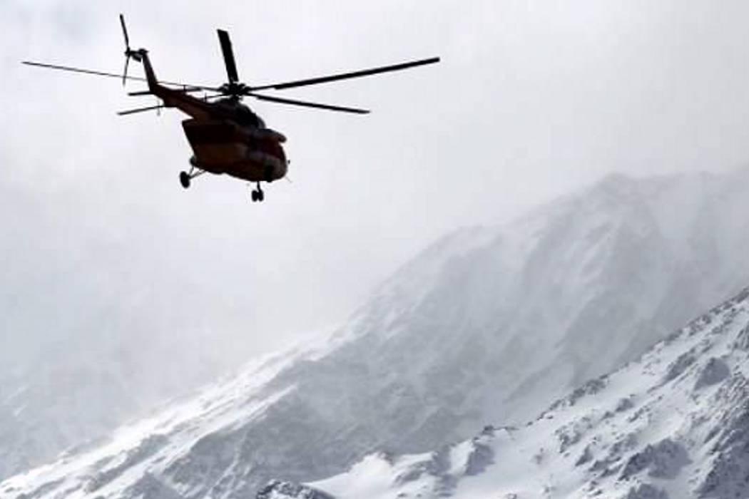 Sin dar resultado sigue búsqueda del avión siniestrado en Irán
